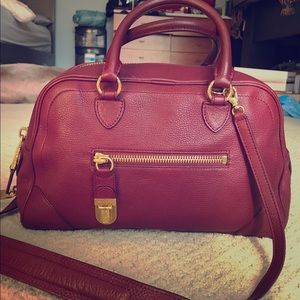 Marc Jacobs Handbag - S. Venetia - Bordeaux